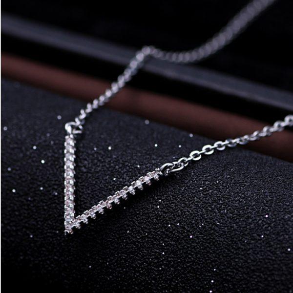 Trendi Srebrna Ogrlica Valor srebrni nakit prodaja
