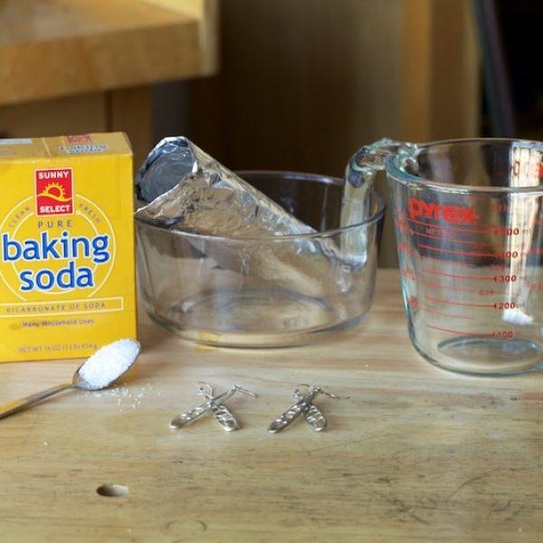 kako ocistiti srebrni nakit