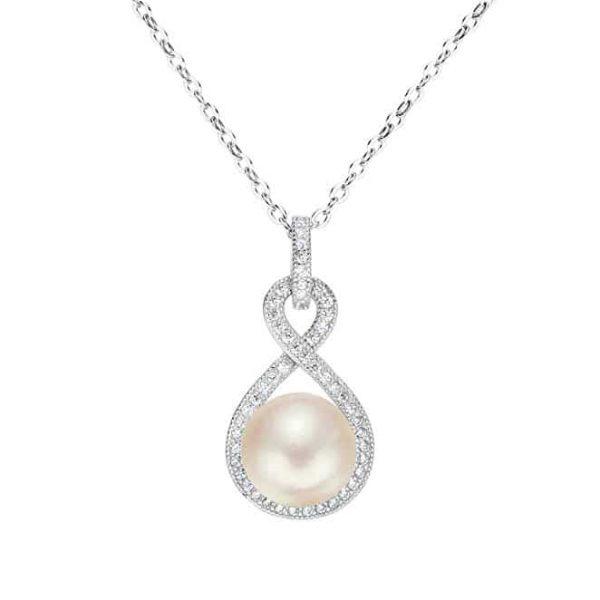 srebrna ogrlica pearl srebrni nakit prodaja