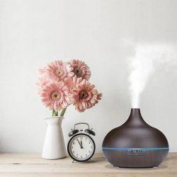 3 U 1 aroma difuzer aromaterapija